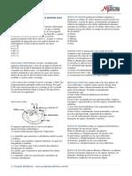 Lista de Embriologia e Funcao