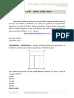 Resolução Prova Petrobras