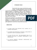 Final Report of EASTERN CONDIMENT PVT LTD
