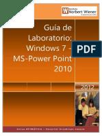 1 Guia Windows7 PowerPoint 2010