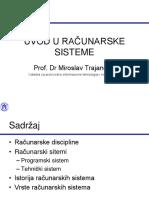 IKT P1 Uvod u Racunarske Sisteme