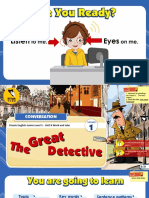 The Great Detective TG
