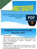 Materi 2. Sistem Kredit Semester Revisi 30 Agustus 2015