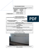 Ficha de Resumen Tecnico Camal 6