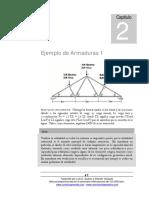 Sap2000_Armadura y Pórticos