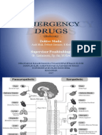 Emergency Drugs r&l