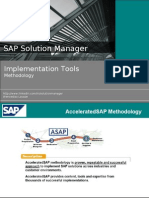 3416466 Sap Solution Manager Metodology