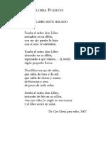 Poema Al Libro