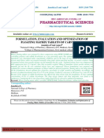 FORMULATION AND EVALUATION OF DILTIAZEM CHRONOTHERAPETIC SYSTEMS BY PRESS COATING TECHNOLOGY EMPLOYING MAGNESIUM STARCH- A NOVEL TIMED-RELEASE POLYMER