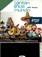 Así Cantan Los Niños Del Mundo (Kurt Pahlen)