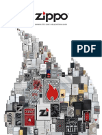 Zippo 2016 Complete Line Collection DE