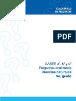 Preguntas analizadas ciencias naturales saber 9 (1).pdf