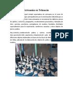 Artesanías en Tehuacán.docx