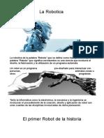L a Robotica Explicada