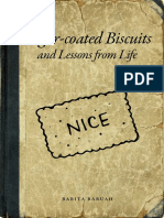 Sugar-coated Biscuits and Lessons from Life