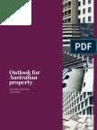 Outlook for Australian Property Executive Summary 2010 - 2012