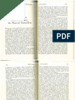 Eugenio Asensio Los Estudios Sobre Erasmo de Bataillon