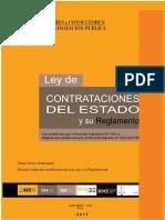 ICF-Ley de Contrataciones Del Estado y Su Reglamento