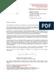 lettre DSF à l'attention de la médiatrice européenne - 08.03.2018