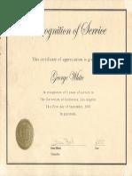 UCLA Community Service Award