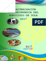 Caracterización Tola 2013-2017