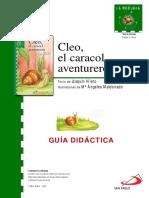 Cleo El Caracol Aventurero
