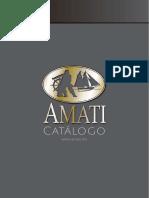 Catálogo Barcos Amati 2017