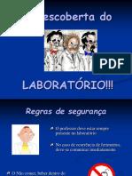 À Descoberta Do Laboratorio - Apresentaçao