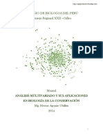Manual Analisis Multivariado