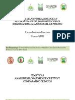 Tematica 1 Análisis Exploratorio y Comparativo