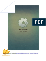 Manual Oficial Scirra Construct2 Espanol