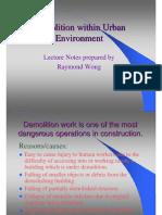 Demolition 0407