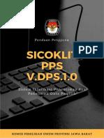 User Manual Sicoklit Pps v.dps.1.0 Update 03012018