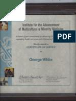 Minority Medicine Award 4
