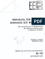 Manual de Diseño Sismico de Edificios