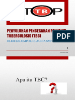 Penyuluhan Pencegahan Penyakit Tuberculosis (Tbc)
