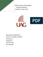 Historia Clinica Endocrinologa