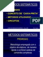 Métodos Sistemáticos