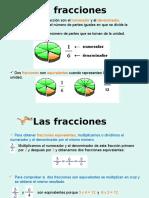 fracciones