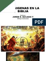 Alienigenas en La Biblia