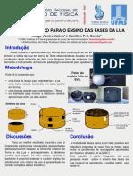 SNEF - Modelo Dinâmico Para o Ensino Das Fases Da Lua (Baner Versão1)
