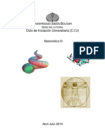 Guia Matematicas III FC-3001- 2014