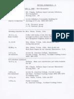 NH Feb 3 Schedule