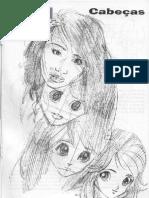 Como desenhar cabeças - Curso de desenho.pdf