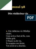 098.Din Radacina Vie