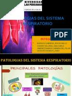 Patologias Del Sistema Respiratorio