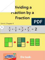 4.4d Dividing a Fraction by a Fraction