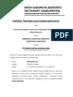 KONTRAK & SPK.rehab Bupati Jpt