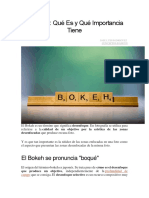 El Bokeh