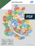 Zurich Zone Map